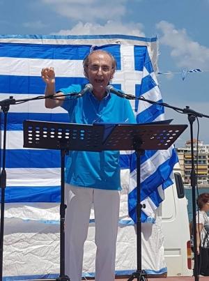 Αθανάσιος Τσόκας - Η Μακεδονία είναι Ελληνική με αποδείξεις !!!