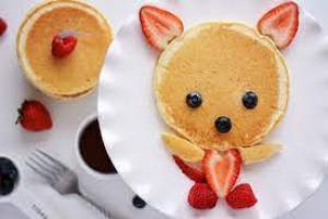 Yγιεινό πρωινό για παιδιά από 5 έως 8 ετών