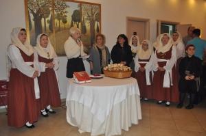Mε επιτυχία το γλέντι για την κοπή πίτας του Πολιτιστικού Συλλόγου Αγίου Νικολάου στο Μπούρτζι