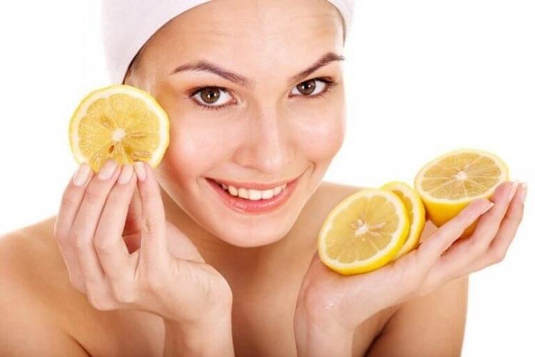 Συμβουλές Ομορφιάς με λεμόνι!!