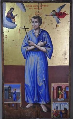 Γιορτή Οσίου Ιωάννου του Ρώσσου στο Νέο Προκόπι Ευβοίας