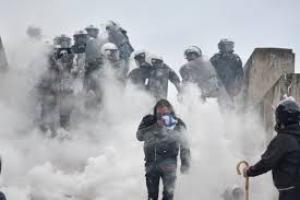 Ο Ιατρικός Σύλλογος Αθηνών μήνυσε τις Δυνάμεις Δημόσιας Τάξης για τη χρήση επικίνδυνων χημικών ουσιών στο συλλαλητήριο για τη Μακεδονία