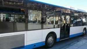 Βασιλικό Ευβοίας-Ατύχημα σε αστικό λεωφορείο