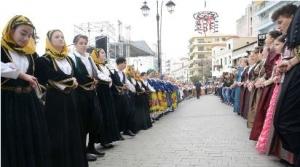 Πάνω από 400 χορευτές σε ρυθμούς Καβοντορίτικου στη Χαλκίδα!