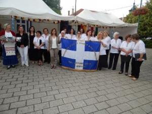Ο Έκφραση Σίλλογος γυναικών έφτασε μέχρι την Ουγγαρία