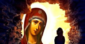 Προσευχή προς την Παναγία